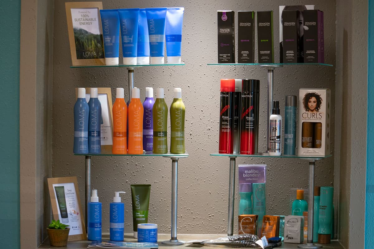 Ambitions Hair Products